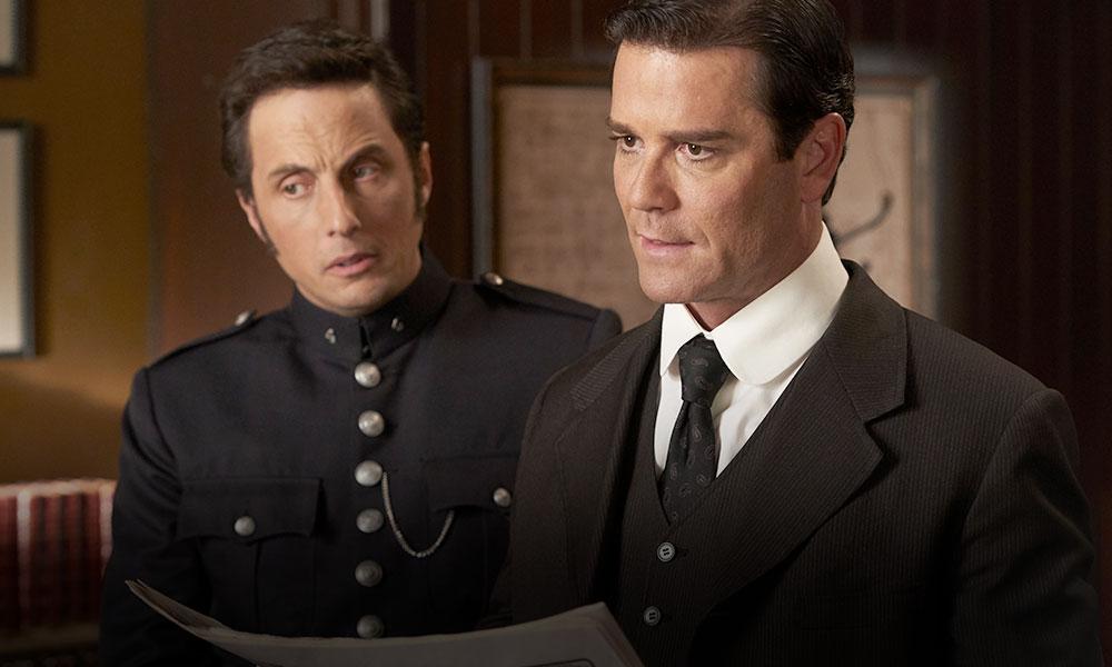 """Yannick Bisson powraca jako """"Detektyw Murdoch"""""""